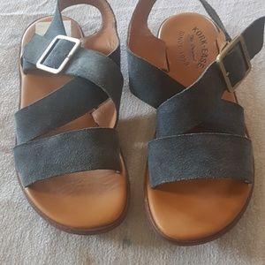 Kork-ease Nara sandals 38 suede.